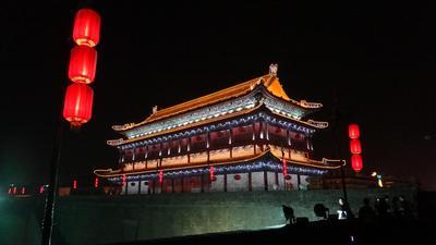 西安城市通 - 一朝步入西安,一日读懂千年